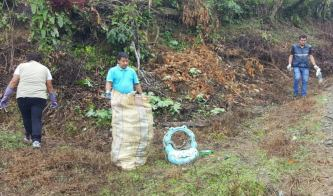 Foto: Distrito 19D03 Chinchipe - Palanda Salud